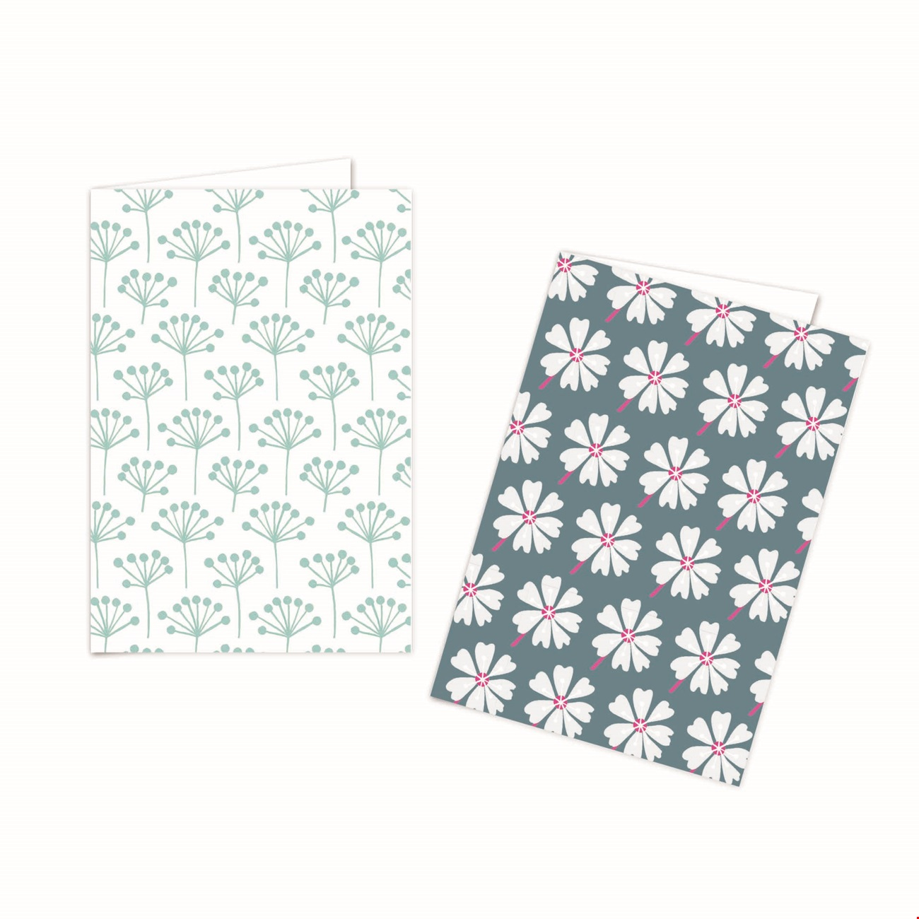 Notecard set - Stems and Sprigs