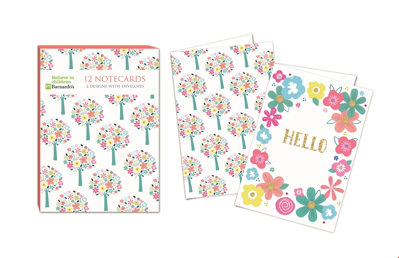A6 Note Card Pack - Just to say