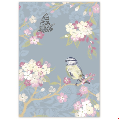 12158 Notecard SET BLUE FLORAL BIRD_inner 01.jpg