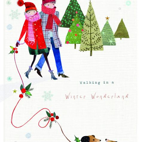 Winter Wonderland Christmas Cards