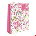 Watercolour Floral Gift Bag Small