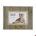 "Best of Breed Panel Photo Frame Meow 6"" x 4"""