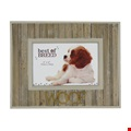 "Best of Breed Panel Photo Frame - Woof 6"" x 4"""