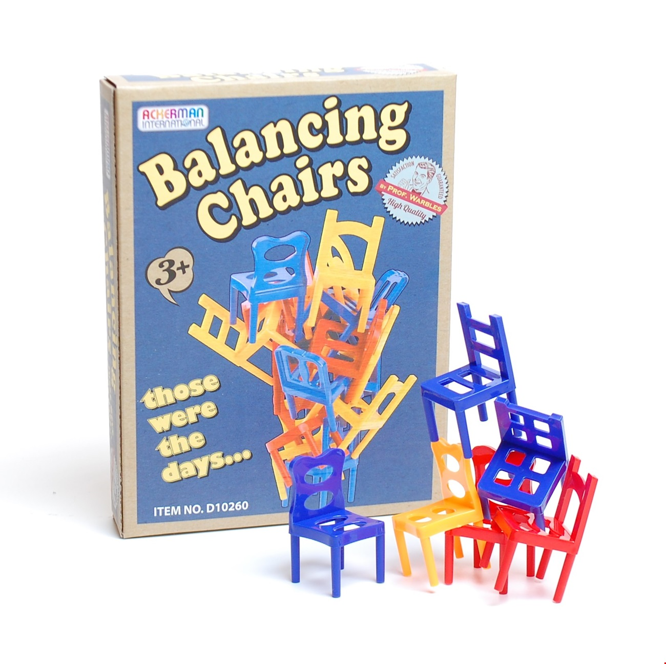 Retro Balancing Chairs
