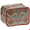 William Morris Strawberry Thief Cosmetic Case