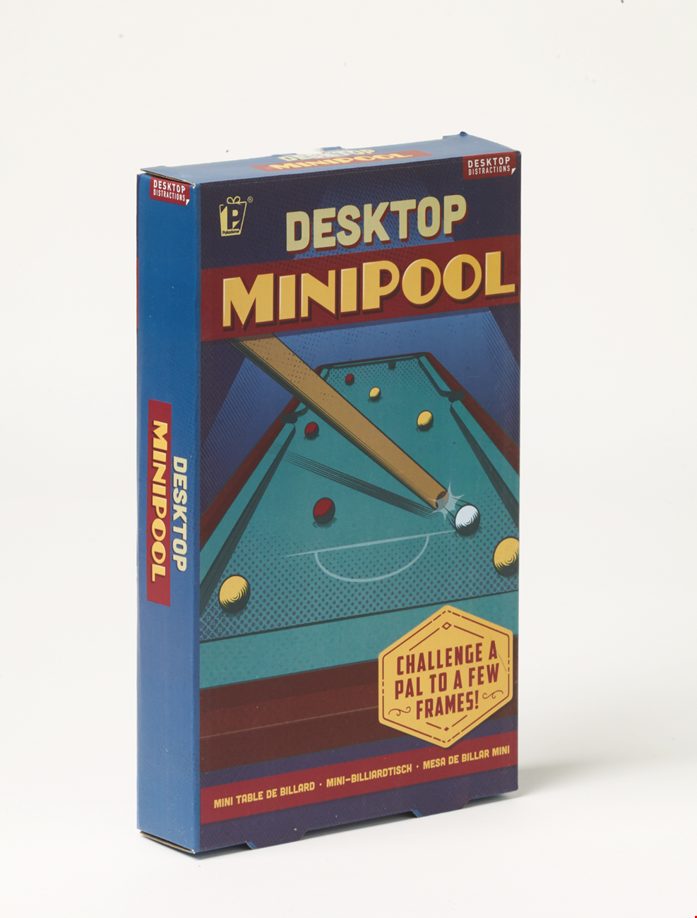 Desktop Mini Pool Game