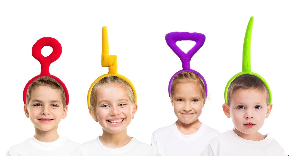 Teletubbies Headbands