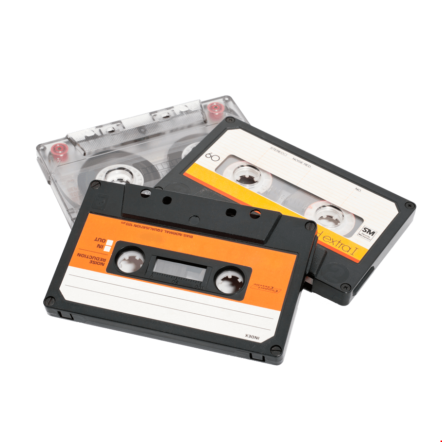Audio Tapes to CD - per Tape