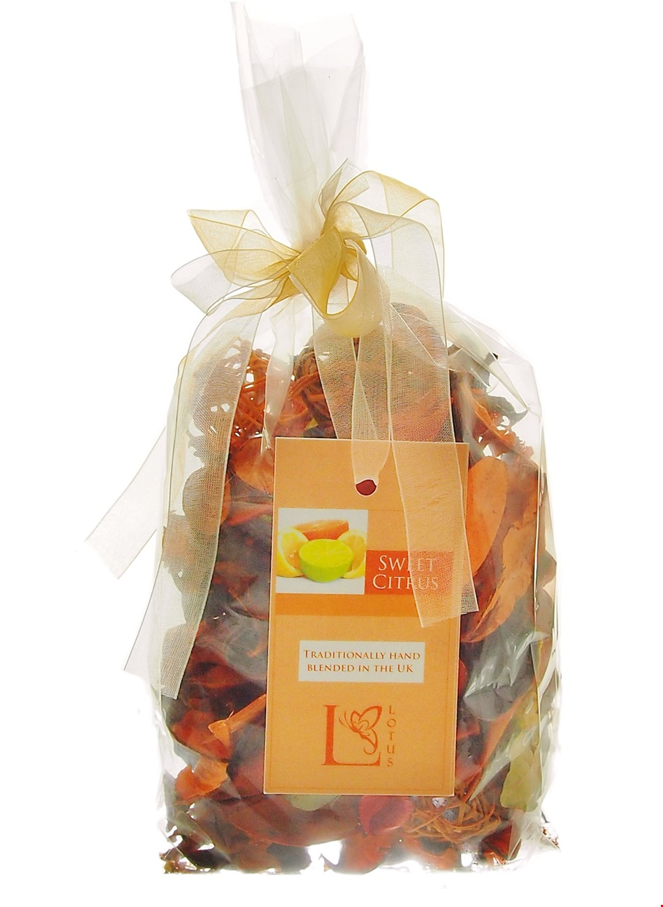 Pot pourri bag sweet citrus