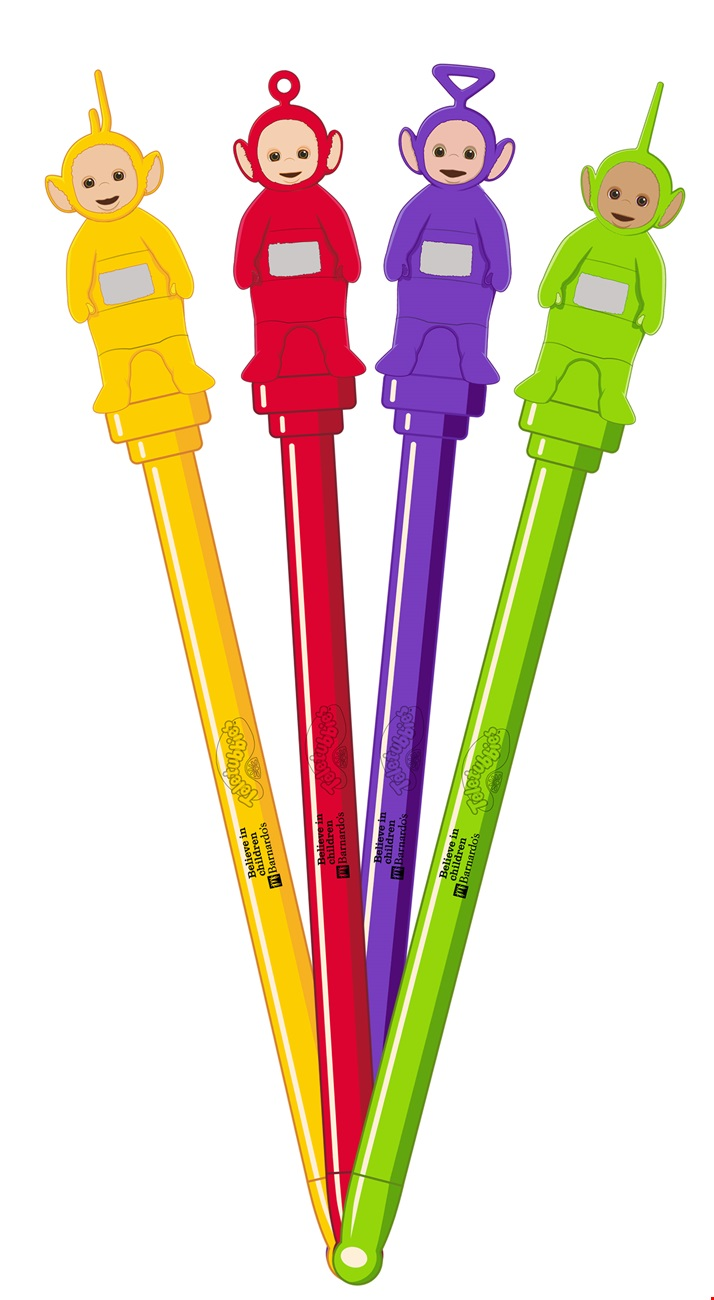 Teletubbies Character Pens