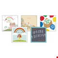 5 Pack Charity Greetings Cards - Owl