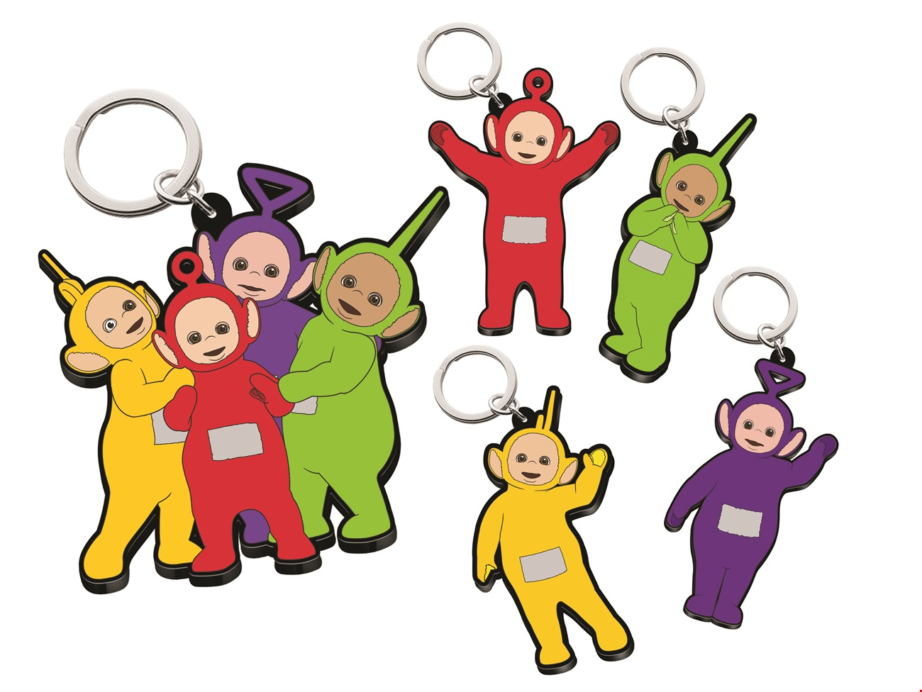 Teletubbies Keyrings