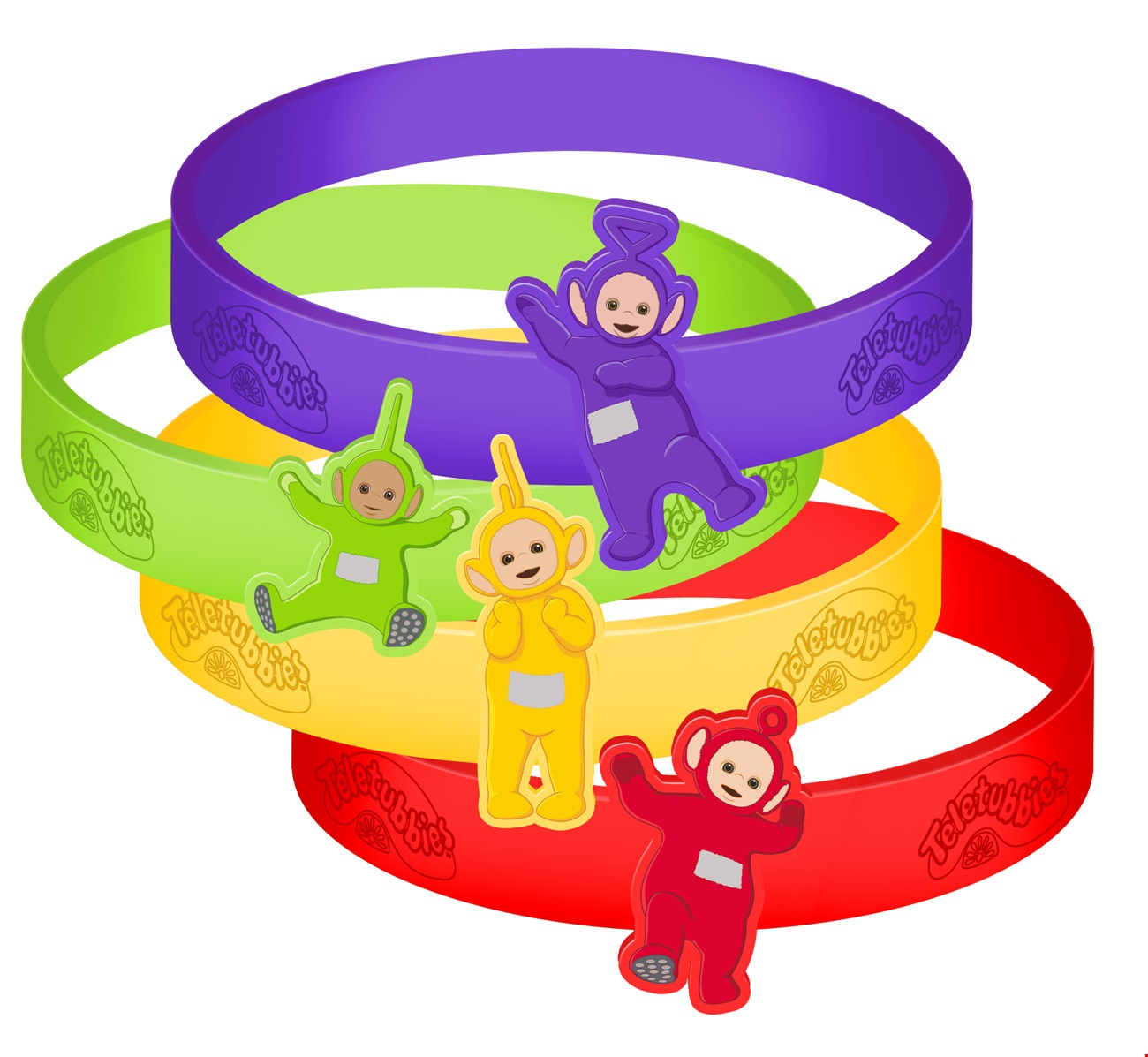 Teletubbies Wristbands