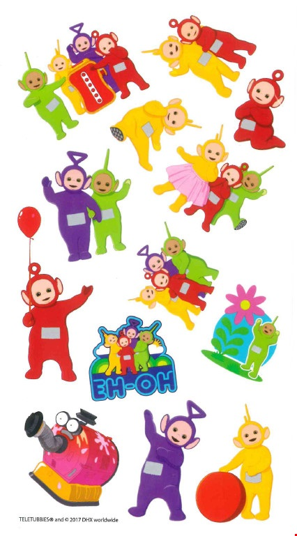 Teletubbies Stickers